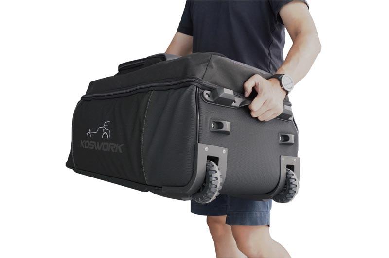 KOS32201 トラベルトロリーバッグ