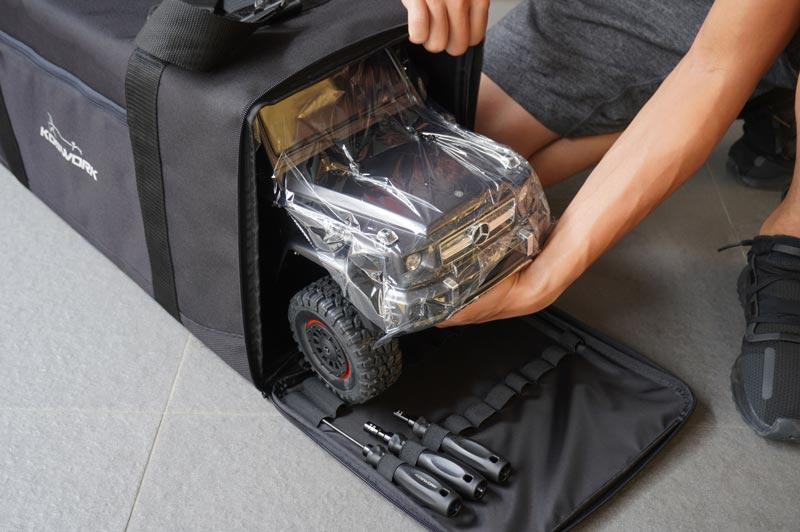 KOS32209 スマートバッグ (1/10バギー・TRX-4/TRX-6等クローラー対応)