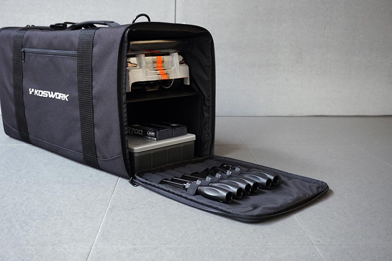 KOS32210 スマートバッグ(1/10ツーリングカー対応)